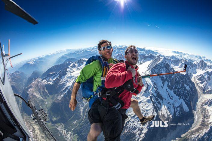 Mont-Blanc parachutisme